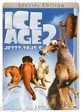 ICE AGE 2, Jetzt taut's (2 DVDs, Steelbook) Special Edition