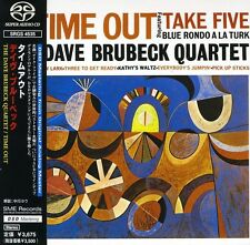 Dave Brubeck - Time Out [New SACD] Japan - Import