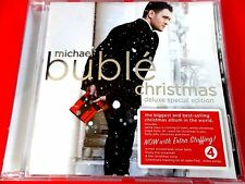 MICHAEL BUBLE -THE CHRISTMAS ALBUM DELUXE 19 TRACK SPECIAL EDITION CD *NEW*