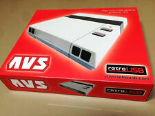 BRAND NEW AVS game system console HDMI Nintendo NES entertainment in HD retroUSB