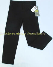 30% OFF! CHARLOTTE RUSSE CROPPED STRETCH COTTON BLACK LEGGINGS XSMALL BNWT $8.99