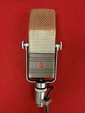 Vintage RCA 44-BX Ribbon Microphone Just Serviced by Clarence Kane