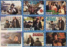 HOME ALONE II 2 MOVIE 1992 TOPPS BASE CARD SET + STICKER SET 66 + 11