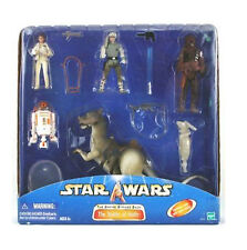 Star Wars Imperio Hoth figura Box set con Raro Taun Taun & R2 Droid