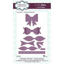 Craft Dies by Sue Wilson - Finishing Touches - Classic 3D Bow (CED1405)