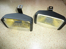 Ford Probe and Explorer front driving lamps  New Old Stock One pair Amber lenses