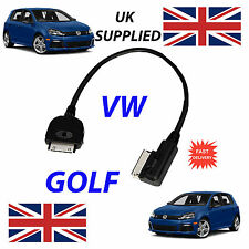 NEW VW GOLF MDI 000051446J iPhone iPod 4th Generation Audio Cable with Tagging