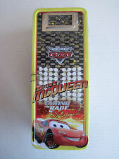 Disney Pixar Cars Metal Pencil or Storage Box - ~8-1/2 x 3-1/4 x 3-1/4 inches