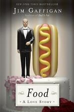 Food : A Love Story by Jim Gaffigan 2014 VF Hardcover