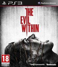 The Evil Within PS3 Brand New Sealed  - 1st Class Delivery