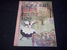 1950 JULY 15 NEW YORKER MAGAZINE - BEAUTIFUL FRONT COVER FOR FRAMING- J 1308