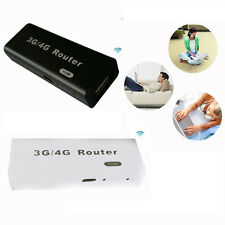 Mini Portatile USB Wireless Router 3G/4G Wi-Fi Hotspot IEEE 802.11 b