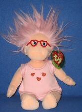 TY BEANIE KIDS - LUVIE - MINT with MINT TAGS
