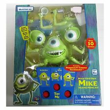 Disney /Pixar Monsters Inc Mike Talking Model Kit Figure 64712 NIB