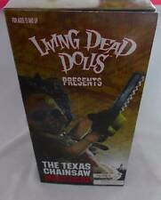 Living Dead Dolls The Texas Chainsaw Massacre Leather Face NEW IN BOX!