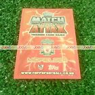 12/13 MAN OF THE MATCH CARD MATCH ATTAX 2012 2013