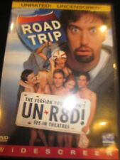 ROAD TRIP USED DVD UNRATED UNCENSORED VERSION