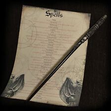 Severus Snape Wand with Spell list great present