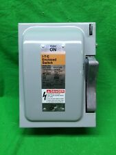 SIEMENS ITE ENCLOSED HEAVY DUTY SWITCH CAT# NF351