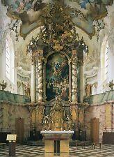 Alte Postkarte - Fürstenzell - Ehem. Zisterzienser-Abteikirche