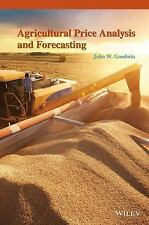 Agricultural Price Analysis and Forecasting by John W. Goodwin (1994, Paperback)