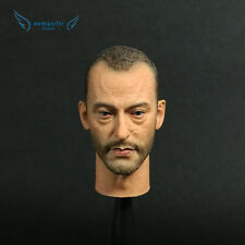 NEW 1/6 Jean Reno headplay The Professional
