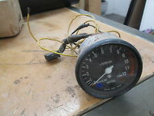 Late 70's Nippon Seiki Made in Japan Suzuki OEM Tachometer ??? GS TS ??? AHRMA