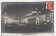 France, Exposition De L'Automobile 1907 ND 5 Postcard, B356