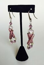 Antica Murrina Jaipur--Murano Glass  Earrings