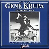 Gene Krupa The Best of Gene Krupa and His Orchestra CD