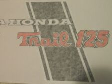 HONDA CT70 KHO main frame decal 125 show off what you got!