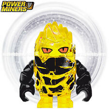 LEGO Power Miner Minifigures - Rock Monster : Combustix ( Trans-Yellow : 8188 )
