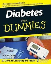 Diabetes Para Dummies Spanish Edition
