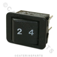 LINCAT SW27 SLICE ELEMENT SELECTOR SWITCH 2 OR 4 COMMERCIAL SLOT TOASTER LT4