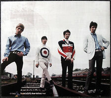 THE WHO POSTER PAGE PETE TOWNSHEND KEITH MOON DALTREY ENTWISTLE .NOT CD DVD . T4