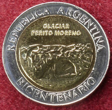 Argentina 1 Peso 2010 Glacier Perito Moreno (C1209)
