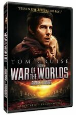 War of the Worlds DVD Tom Cruise,Dakota Fanning,Tim Robbins,Miranda Otto,Justin