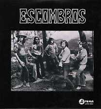 """ESCOMBROS """"S/T"""" SHADOKS RE CHILE HEAVY PSYCH 1970"""