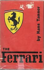 Car Book--The Ferrari by Hans Tanner-----83