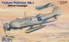 Valom 1/72 Model Kit 72090 Vickers Wellesley Mk.I (African Campaign)
