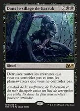 MTG Magic M15 - In Garruk's Wake/Dans le sillage de Garruk, French/VF