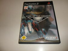 PlayStation 2 Zone of the Enders (10)