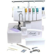 Brother 1034D 3 or 4 Thread Serger with Easy Lay In Threading with Differential