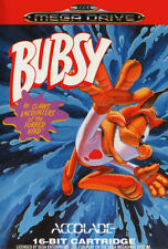 ## SEGA Mega Drive - Bubsy in: Claws Encounters - TOP / MD Spiel ##