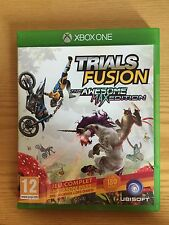 JEU TRIALS FUSION THE AWESOME MAX EDITION POUR XBOX ONE