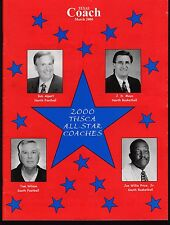 2000 Texas Coach Magazine March All Star Coaches 19388