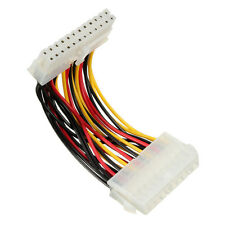20 Pin Male to 24 Pin Female Internal PC PSU Power Adapter ATX Extension Cable