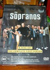 The Sopranos The Complete First Season ( 6 discs) - FAST POST