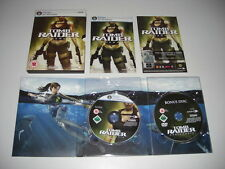 Tomb Raider UNDERWORLD - LIMITED EDITION Pc DVD Rom Special Ltd Collectors