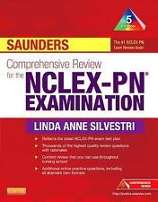 Saunders Comprehensive Review for the NCLEX-PN® Examination, 5e (Saunders Com..